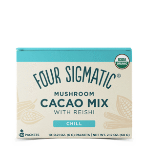 Four Sigmatic Mushroom Cacao Mix with Reishi